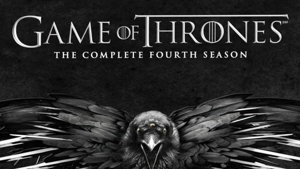 Game of Thrones – Season 4 DVD & Blu-Ray [2015]