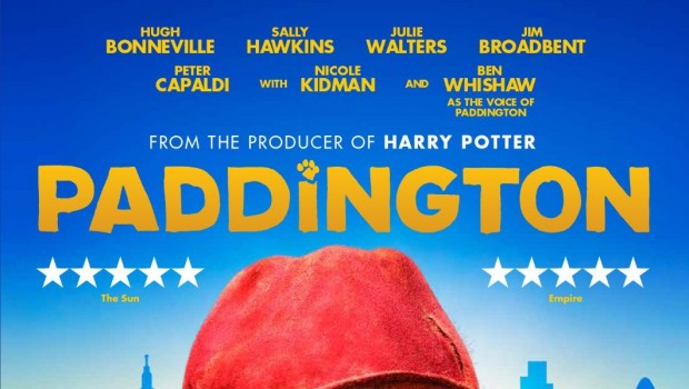 Pre-order Paddington on DVD