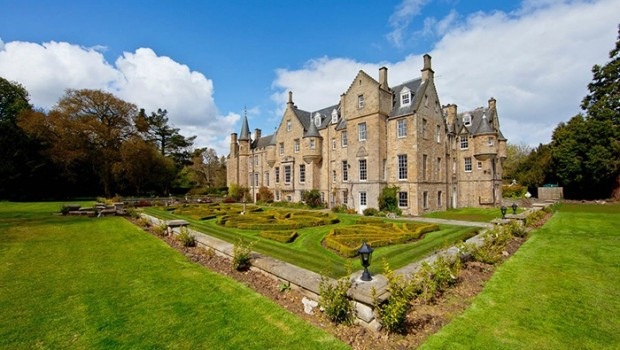Edinburgh: 1 or 2 Nights For Two With Breakfast from £99; Plus Dinner from £129 at Carberry Tower