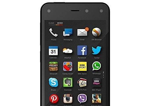 Special offer: Amazon Fire Phone 32GB – Just £99