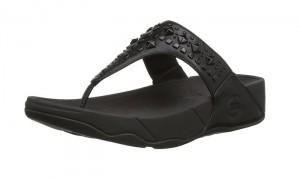 Fitflop Women's Biker Chic Flat Sandals