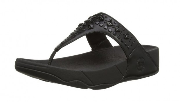 Fitflop Women's Biker Chic Flat Sandals