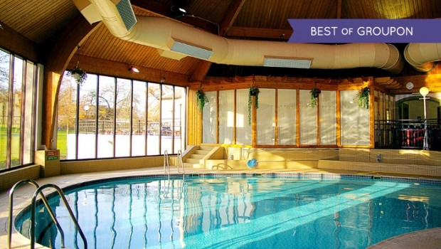 Spa Day With Two Treatments and Two-Course Lunch from £39 at 4* Moness Resort